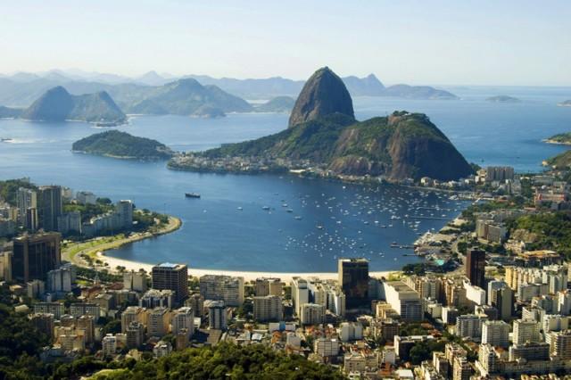 Reisebericht: Brasilien Rundreise mit Flusskreuzfahrt von Rio über Iguazu nach Manaus