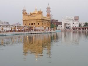 Das Heiligtum der Sikh