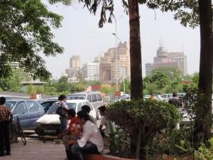 Delhi Zentrum