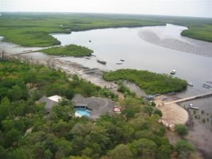 Keur Saloum Landschaft