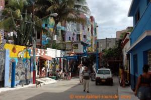Kuba - Havanna - Callejon de Hamel