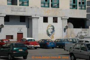 Kuba - Havanna - El Che