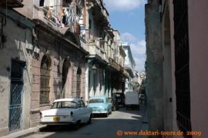 Kuba - Havanna - Gasse in der Altstadt