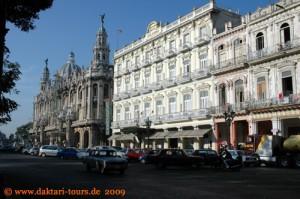 Kuba - Havanna - Hotel Inglaterra