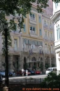 Kuba - Havanna - Hotel Sevilla