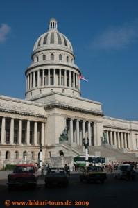 Kuba - Havanna - Kapitol