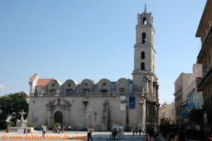 Kuba - Havanna - Kathedrale