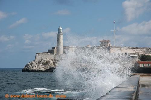 Kuba - Havanna - Malecon