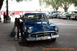 Kuba - Havanna - Taxistand2