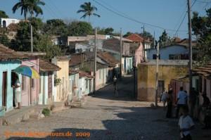 Kuba - Trinidad de Cuba - Altstadtgässchen