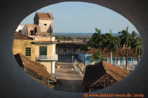 Kuba - Trinidad de Cuba - Blick auf Karibisches Meer