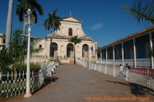 Kuba - Trinidad de Cuba - Plaza Mayor