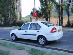 Prakashs neues Auto
