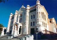 Die normanische Kathedrale in Reggio Calabria