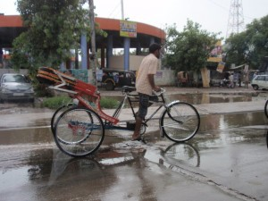 Rikschafahrer