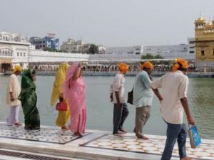 Sikh Familie