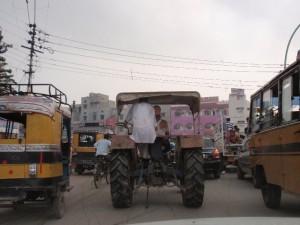 Indische Verkehrsmittel
