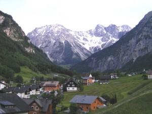 Brand in Österreich