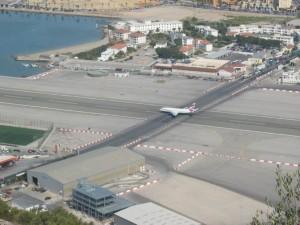 Flughafen Gibraltar