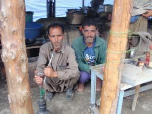 Kaschmiri-Teekocher