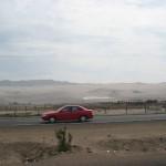 Pisco nach dem Erdbeben und die Salzwüste von Paracas