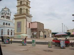 Piscos ehemalige Kathedrale