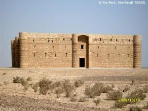 Wüstenschloss Qasr al Harrana