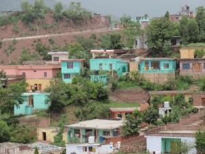 Blick auf Ramnagar