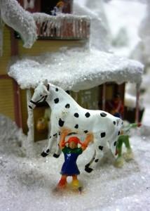 Auch für das kleine, starke Mädchen Pippi Langstrumpf ist im Abschnitt Skandinavien Platz.