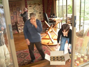 Der Farmladen - schöne persische Teppiche und hausgemachte Marmeladen
