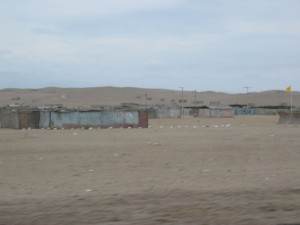 Pueblo Joven-junges Dorf