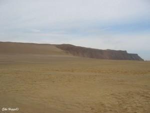 Salzwüste bei Paracas