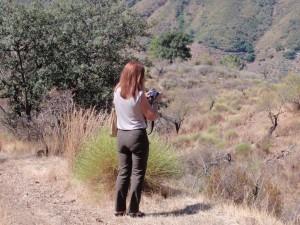 Spaziergang im andalusischen Hinterland