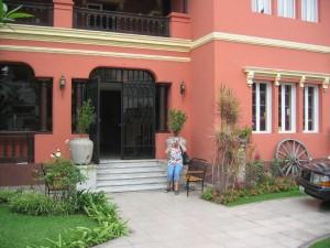 Hotel Antiqua Miraflores