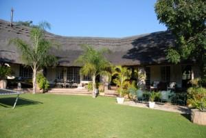 Bulawayo - Kurze Ruhepause
