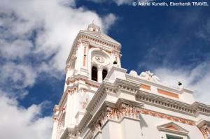 Die Kathedrale San Francisco in Cuenca