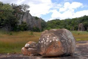 Matobo Nationalpark - Klingende Felsen