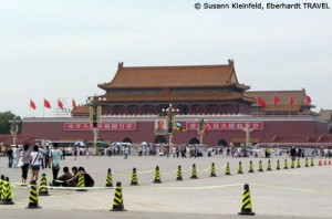 Tian'anmen-Platz in Peking
