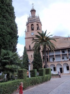 Kirche Santa Maria la Mayor