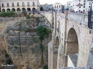 die Neue Brücke von Ronda