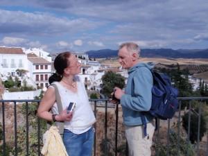 Peter und Yvonne