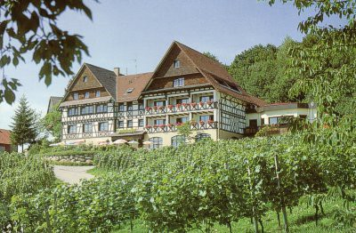 Das Hotel Tannenhof in Sasbachwalden