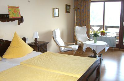 Komfortable Hotelzimmer