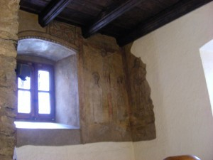Casa de la Vall - Fresco