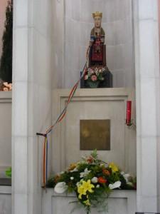 Die Muttergottes v. Andorra