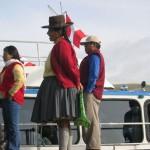 Reisebericht - am Titicacasee, dem höchsten schiffbaren See