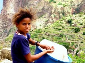 Wanderung auf Brava, Kap Verde - unglaubliche Landschaft