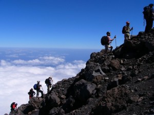 Kap Verde: Aufschieg zum Pico de Fogo auf der Insel Fogo