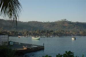 Kuba - Baracoa - Hafen