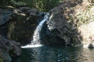 Kuba - Humboldt Nationalpark - Wasserfall und Badestelle